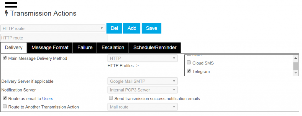 Use Case: SMTP to Telegram - Varius Technology Pte Ltd - Singapore